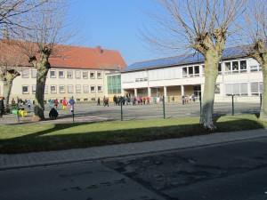 Ansicht Schule